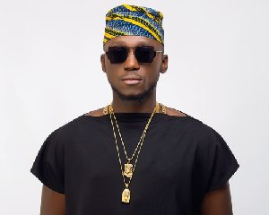 Nigerian Disc Jockey, Oluseye Desmond Sodamola professionally known as DJ Spinall